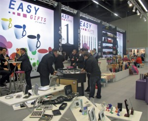 "Macma and Easy Gifts staged the, according to them, ""largest mega article live show in Europe""."
