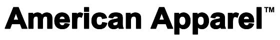 AmericanApparel_Logo(Web)22222222222