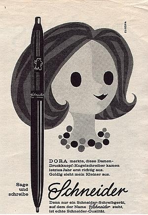 1960 Schneider writing instruments2