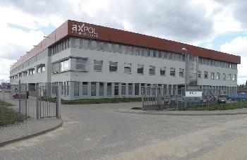 Axpol fullservice building