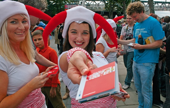 Chances and challenges in poland polis promotional products