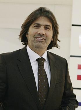 Esad Ahmet Özdem Promtürk Präsident Werbeartikel Nachrichten WN