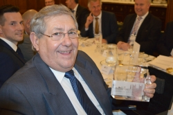Brian Binley MP was recognized for his services to the industry.