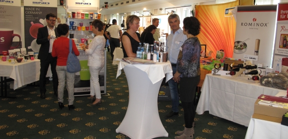 43 VÖW supplier partners presented their line-ups at the Schloss Hotel Pichlarn.