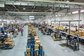The machine plant of Goldstar Europe in Dundalk, Ireland.