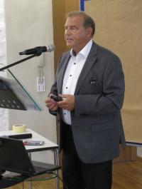 The GWW Chairman, Patrick Politze.