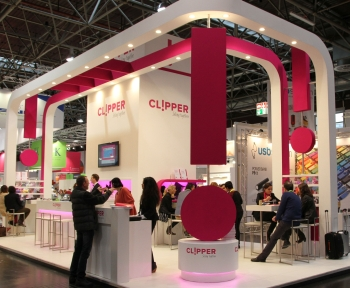 Clipper presented its new image and the new concept at the PSI Show 2016 in Düsseldorf.