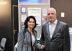 Maria Hohn and Uwe Ellermann