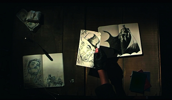 In April 2015, Moleskine launched a special edition to commemorate the heritage of Batman. LA-based, Grammy-nominated film director Edson Oda created a 60 minute spot to mark the occasion: In the video, Gotham city comes alive in the form of sketches on the pages of Moleskine notebooks.