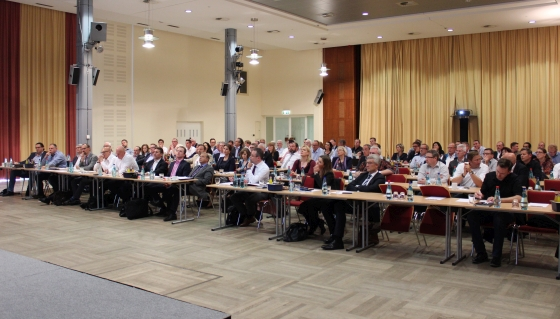 Around 100 participants attended this year's Summer Meeting.