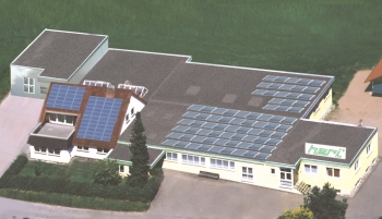 The new location of emotion factory: the premises of Heri-Rigoni in Fischbach in the Black Forest.
