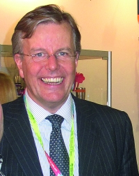 Rutger de Planque, board member of Mid Ocean Brands.