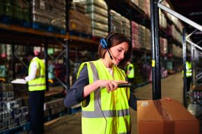 Processing, tracking, monitoring: The degree of automation in logistics is rapidly increasing.