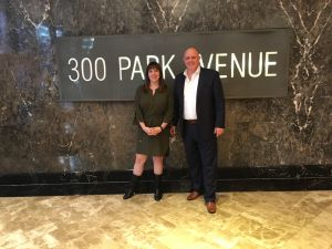 CEO, Sarah Penn, and Sales & Marketing Director, Andy Thorne.