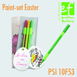 279 heri - emotion factory: Colourful Easter greetings