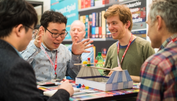 spielwarenmesse 580x332 - Toy Fair 2017: Increased attendance and internationality