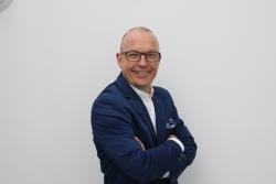 Marcel Harskamp - New Branch Manager at Inspirion B.V.