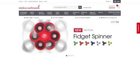ScreenshotMidOcean 450 - Mid Ocean: New online shop