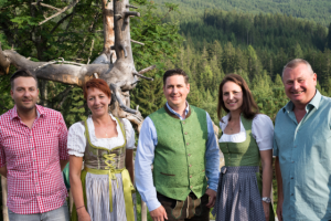 Vorstand Manfred Fuchs - VÖW: New board