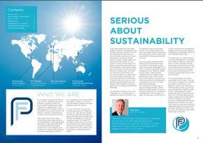 Nachhaltigkeitsbericht english 290 - PF Concept publishes sustainability report