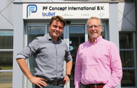 PF Concept International: A digital and sustainable future