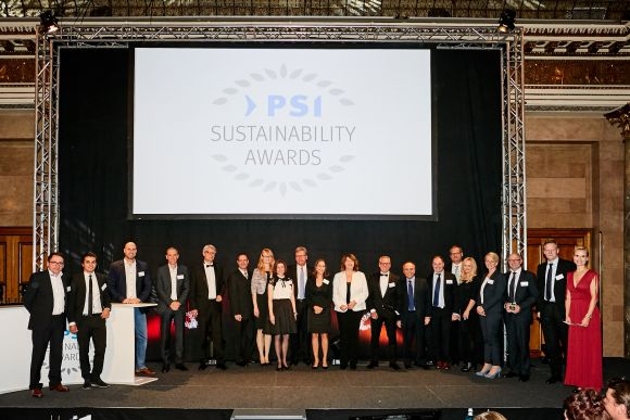 PSI SustainabilityAward Aufmacher 580 - Excellent commitment: PSI Sustainability Awards