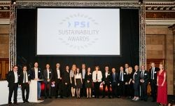 Excellent commitment: PSI Sustainability Awards