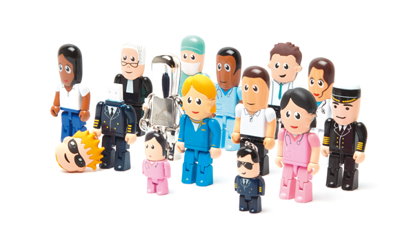 PSL USB People 2 - PSL Europe: Designed to be different