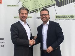 RolandMalli undMarkusAngermayr - marke ding : In 2018 in Linz for the first time