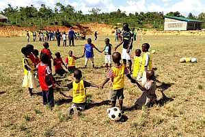 Sauti Kuu Sport - Verticas is supporting social projects
