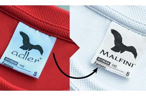 Labely - Adler Czech: Adler becomes Malfini