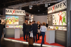 maximex messestand psi  - Maximex: 25th anniversary