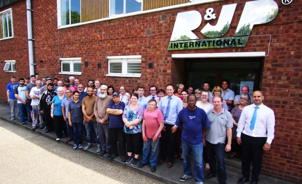 rjp - R&JP: Successfully audited
