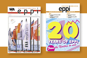 20yearsofeppi Cover 300x200 - 20 years of eppi magazine: One for all