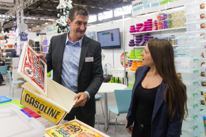 iaw messe 2 - 27th IAW: Decline in number of visitors and exhibitors