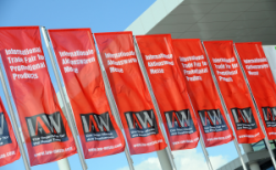 27th IAW: Decline in number of visitors and exhibitors