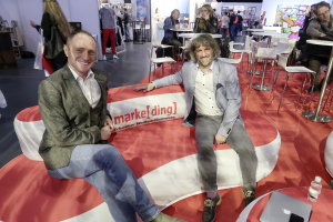 markedingSchweiz13 - marke|ding| Switzerland: A total success