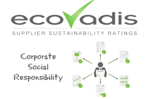 ecovadis - cyber-Wear: Good grades with EcoVadis