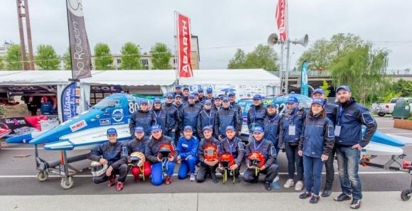 result motorboot2 - Result sponsors motorboat team