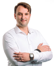 pascal ritter - Digitalisation: Shakehands with the future