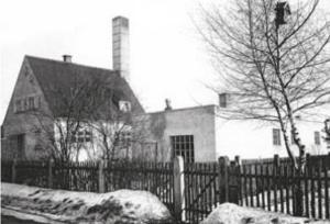 1952 Muenchen Allach - Kalfany Süße Werbung: Kalfany brand turns 70