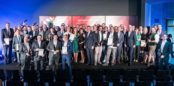 german innovation award gewinner - Distinction for Karl Knauer and Rastal