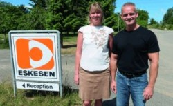 Eskesen: Products in motion