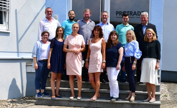 protrade team - 30 years of Protrade