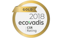 Xindao: Gold at EcoVadis