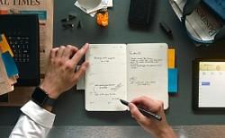 Moleskine: Survey on handwriting in the digital era