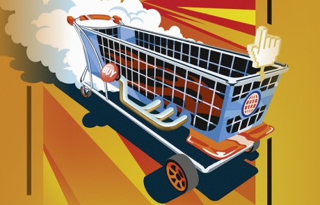 Online Shops: Trade under Transformation