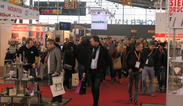 messe stuttgart - Stuttgart Exhibition Centre takes over Expo 4.0