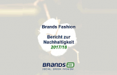 Brands Fashion: Sustainability report published