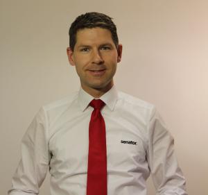 Daniel Jeschonowski Senator - Jeschonowski takes over Senator